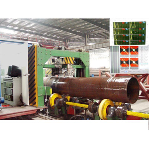 ERW Resistance Weld Pipe Automatic Testing System (Offline/Online)